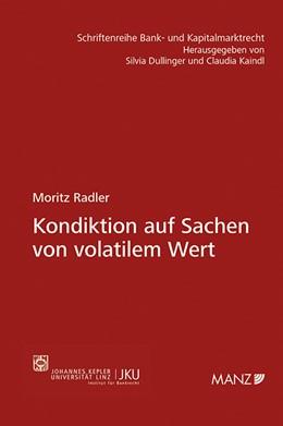 Abbildung von Radler   Kondiktion auf Sachen von volatilem Wert   1. Auflage   2014   6   beck-shop.de