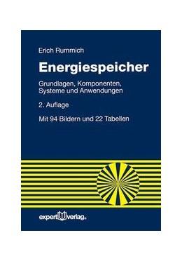 Abbildung von Rummich | Energiespeicher | 1. Auflage | 2015 | beck-shop.de