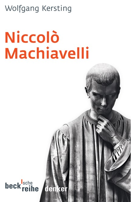 Cover: Wolfgang Kersting, Niccolo Machiavelli