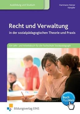 Abbildung von Hartmann-Netzer / Kämpfer | Recht und Verwaltung | 7. Auflage | 2014 | beck-shop.de