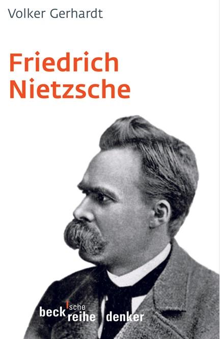Cover: Volker Gerhardt, Friedrich Nietzsche