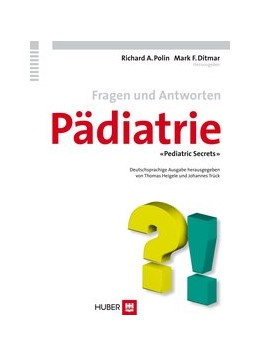 Abbildung von Polin / Ditmar / Heigele / Trück   Fragen und Antworten Pädiatrie   2007   'Pediatric Secrets'