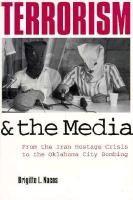 Abbildung von Nacos | Terrorism and the Media | 1996