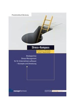 Abbildung von Hofmann / Reisert / Recknagel / Michel | Stress-Kompass | 2015 | Strategisches Stress-Managemen...
