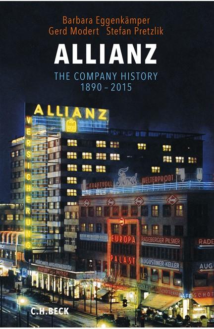 Cover: Barbara Eggenkämper|Gerd Modert|Stefan Pretzlik, Allianz