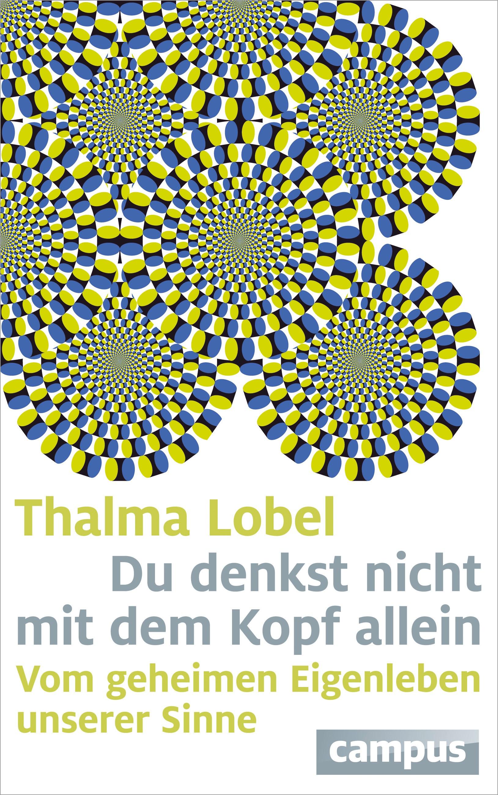 Du denkst nicht mit dem Kopf allein | Lobel, 2015 | Buch (Cover)