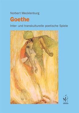 Abbildung von Mecklenburg | Goethe | 2014 | Inter- und transkulturelle poe...