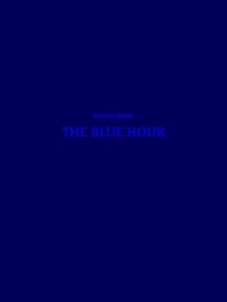 Abbildung von Gershuni | Uri Gershuni - the Blue Hour | 2014