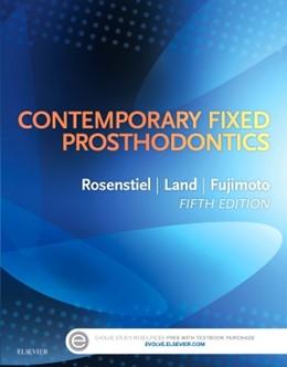 Abbildung von Rosenstiel / Land | Contemporary Fixed Prosthodontics | 5. Auflage | 2015 | beck-shop.de