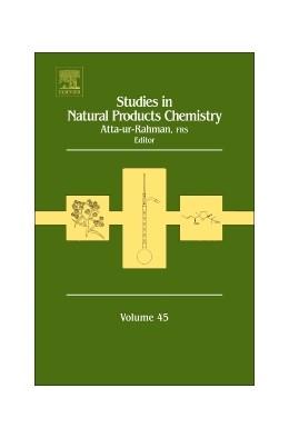 Abbildung von Studies in Natural Products Chemistry | 1. Auflage | 2015 | 45 | beck-shop.de