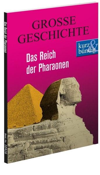 Das Reich der Pharaonen | Offenberg, 2014 | Buch (Cover)