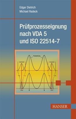Abbildung von Dietrich / Radeck | Prüfprozesseignung nach VDA 5 und ISO 22514-7 | 2014