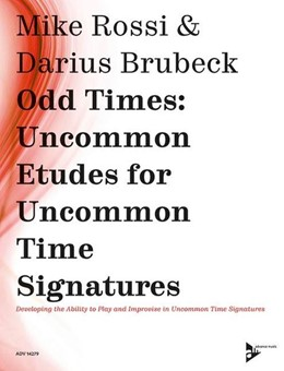 Abbildung von Rossi / Brubeck | Uncommon Etudes for Uncommon Time Signatures | 1. Auflage | 2015 | beck-shop.de