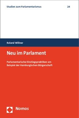 Abbildung von Willner | Neu im Parlament | 2014 | Parlamentarische Einstiegsprak... | 24