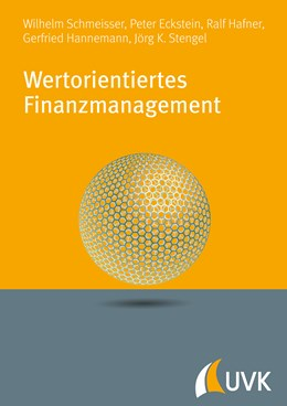 Abbildung von Schmeisser / Hannemann / Eckstein   Wertorientiertes Finanzmanagement   2015