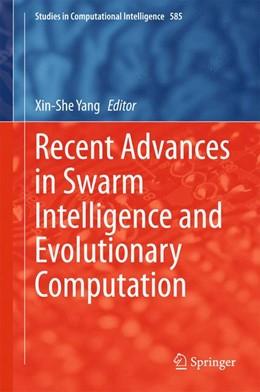 Abbildung von Yang | Recent Advances in Swarm Intelligence and Evolutionary Computation | 2015 | 585
