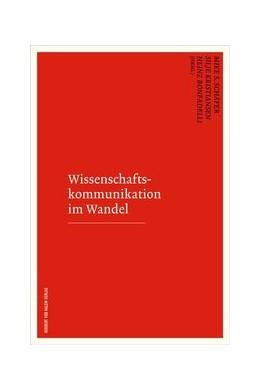 Abbildung von Schäfer / Kristiansen / Bonfadelli | Wissenschaftskommunikation im Wandel | 2015