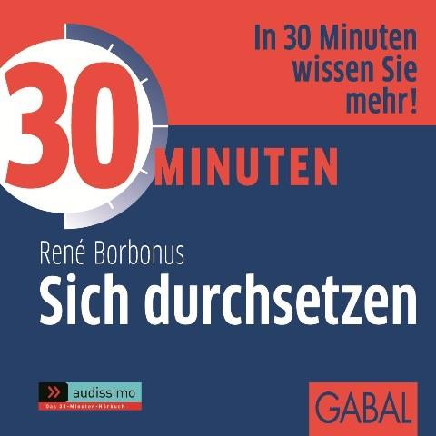 30 Minuten Sich durchsetzen | Borbonus, 2015 (Cover)
