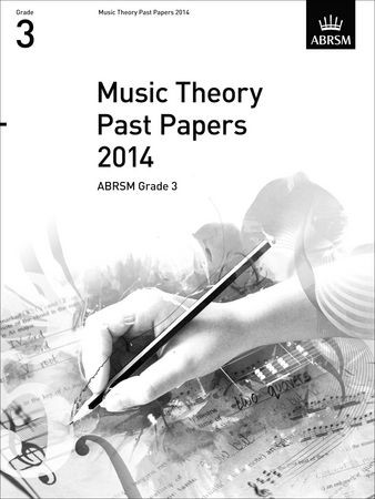 Music Theory Past Papers 2014, ABRSM Grade 3 | ABRSM, 2015 (Cover)