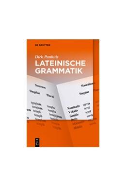 Abbildung von Panhuis   Lateinische Grammatik   1. Auflage   2015   beck-shop.de