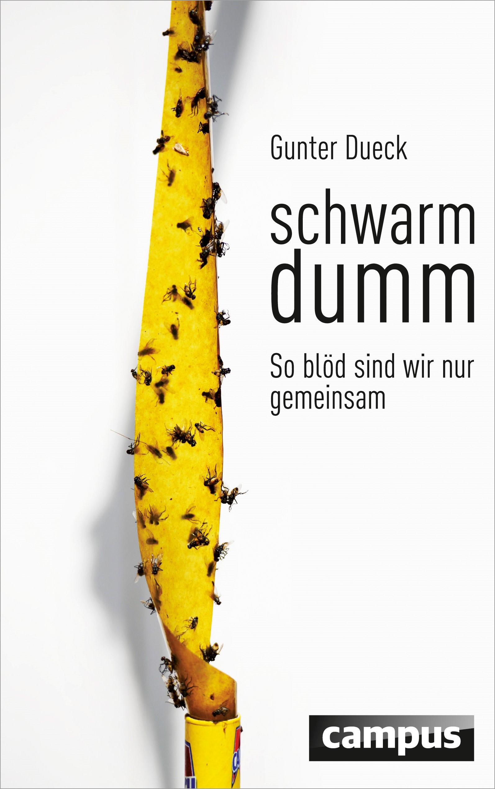 Schwarmdumm   Dueck, 2015   Buch (Cover)