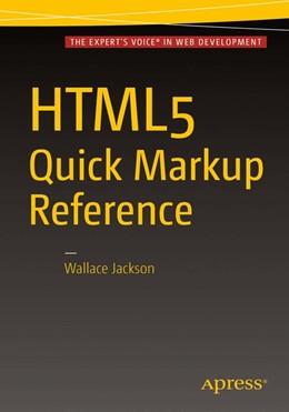 Abbildung von Jackson | HTML5 Quick Markup Reference | 1. Auflage | 2016 | beck-shop.de