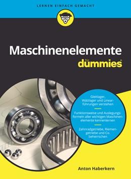 Abbildung von Haberkern | Maschinenelemente für Dummies | 1. Auflage | 2017 | beck-shop.de