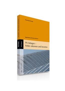 Abbildung von Hense | PV-Anlagen - Fehler erkennen und bewerten | 1. Auflage | 2015 | beck-shop.de