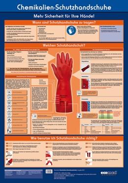 Abbildung von Roth / Rupp   Wandtafel Chemikalien-Schutzhandschuhe   1. Auflage   2015   beck-shop.de