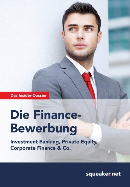 Die Finance-Bewerbung | Trunk | 6. aktualisierte Auflage, 2015 | Buch (Cover)