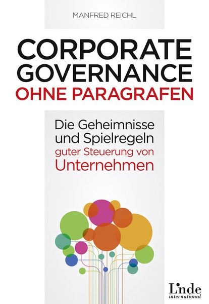 Corporate Governance ohne Paragrafen | Reichl, 2015 | Buch (Cover)