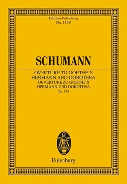 Abbildung von Ouverture zu Goethes Hermann und Dorothea   1. Auflage   2014   beck-shop.de