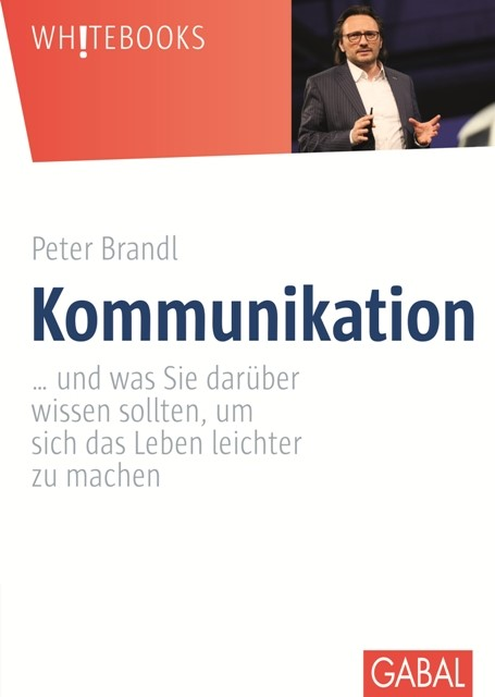 Kommunikation | Brandl, 2015 | Buch (Cover)