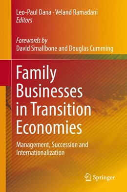 Abbildung von Dana / Ramadani | Family Businesses in Transition Economies | 1. Auflage | 2015 | beck-shop.de