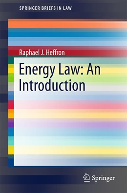 Abbildung von Heffron   Energy Law: An Introduction   1. Auflage   2015   beck-shop.de