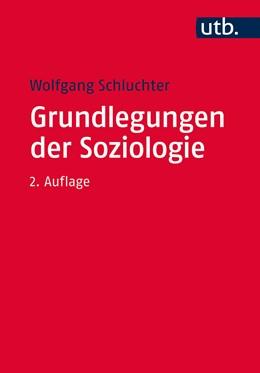 Abbildung von Schluchter   Grundlegungen der Soziologie   durchges. Aufl.   2015   Eine Theoriegeschichte in syst...