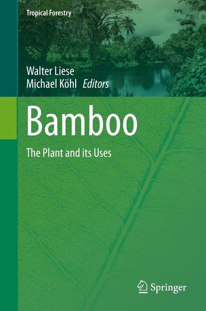 Bamboo | Liese / Köhl, 2015 | Buch (Cover)