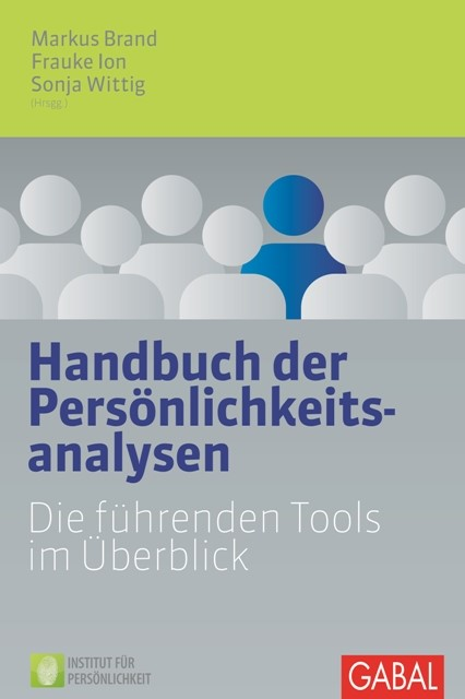 Handbuch der Persönlichkeitsanalysen | Brand / Ion / Wittig  (Hrsg.), 2015 | Buch (Cover)