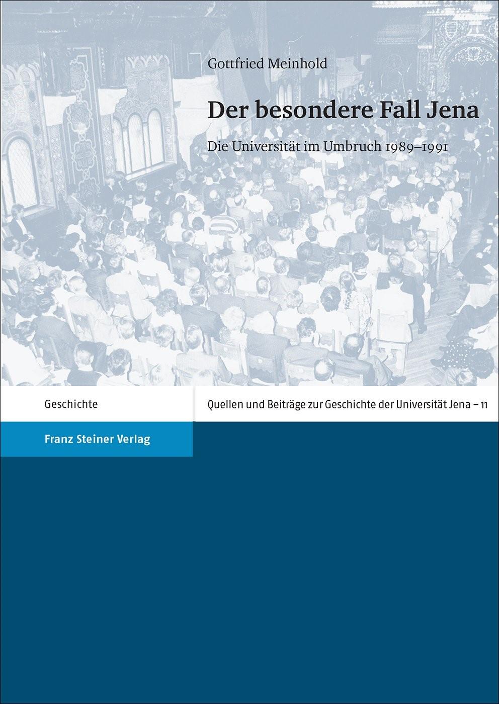 Abbildung von Meinhold   Der besondere Fall Jena   2014