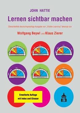 Abbildung von Hattie | Lernen sichtbar machen | 3. Auflage | 2015 | beck-shop.de