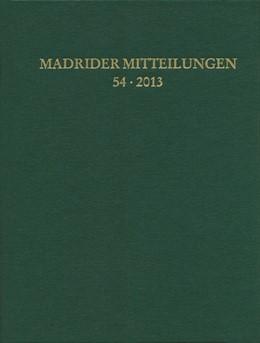 Abbildung von Madrider Mitteilungen   1. Auflage   2014   54   beck-shop.de
