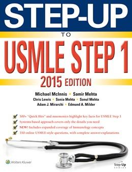 Abbildung von McInnis | Step-Up to USMLE Step 1 2015 | 2014