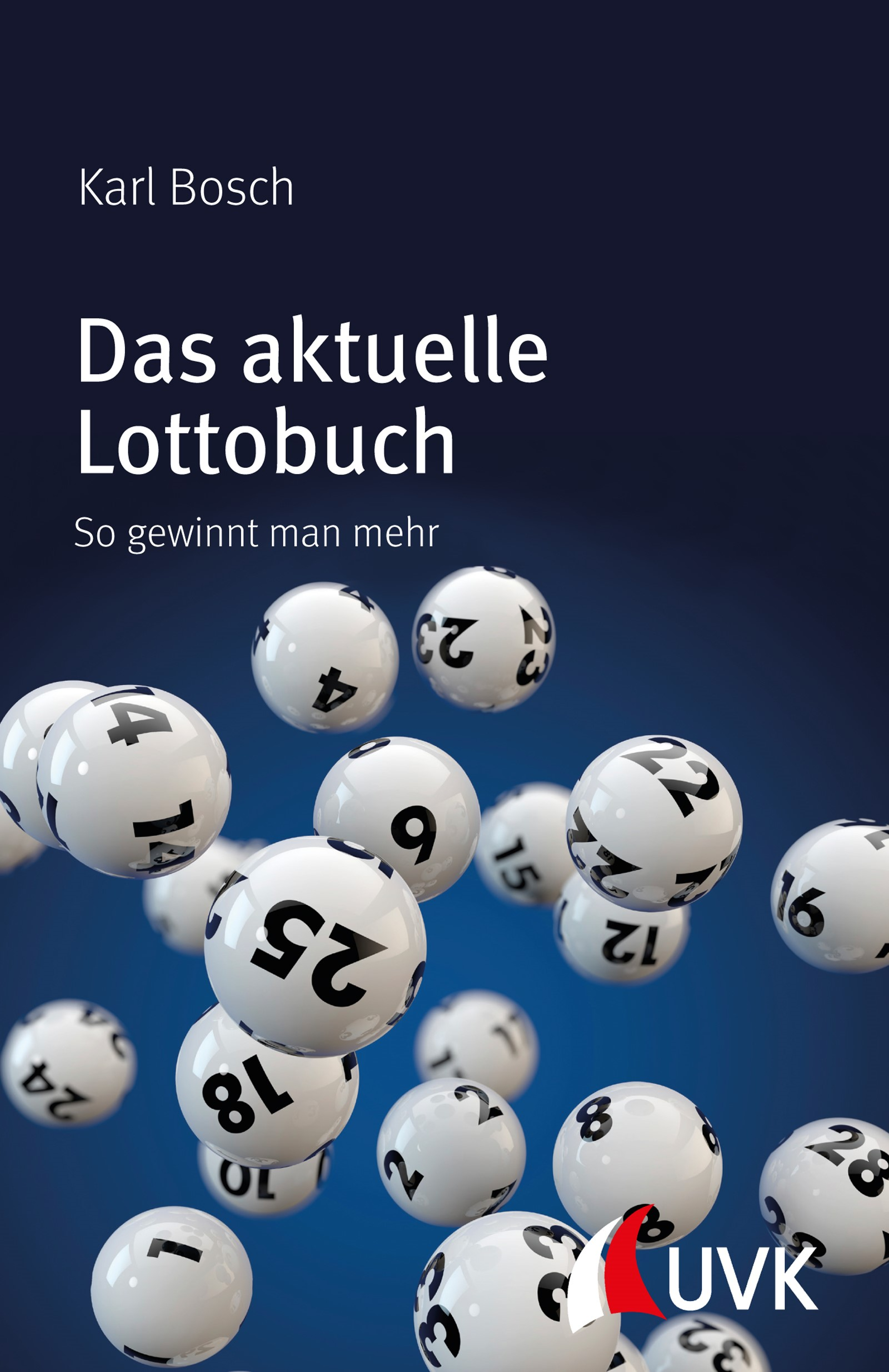 Das aktuelle Lottobuch | Bosch, 2015 | Buch (Cover)