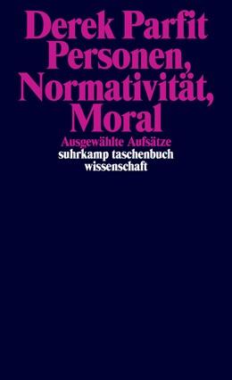 Abbildung von Hoesch / Muders / Rüther | Personen, Normativität, Moral | Originalausgabe | 2017 | Ausgewählte Aufsätze | 2149