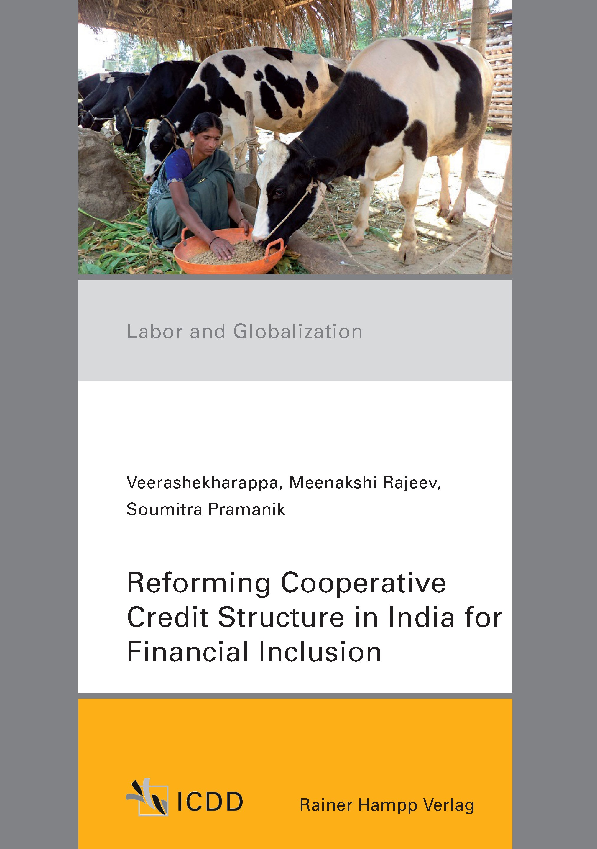 Reforming Cooperative Credit Structure in India for Financial Inclusion | / Rajeev / Pramanik, 2014 | Buch (Cover)