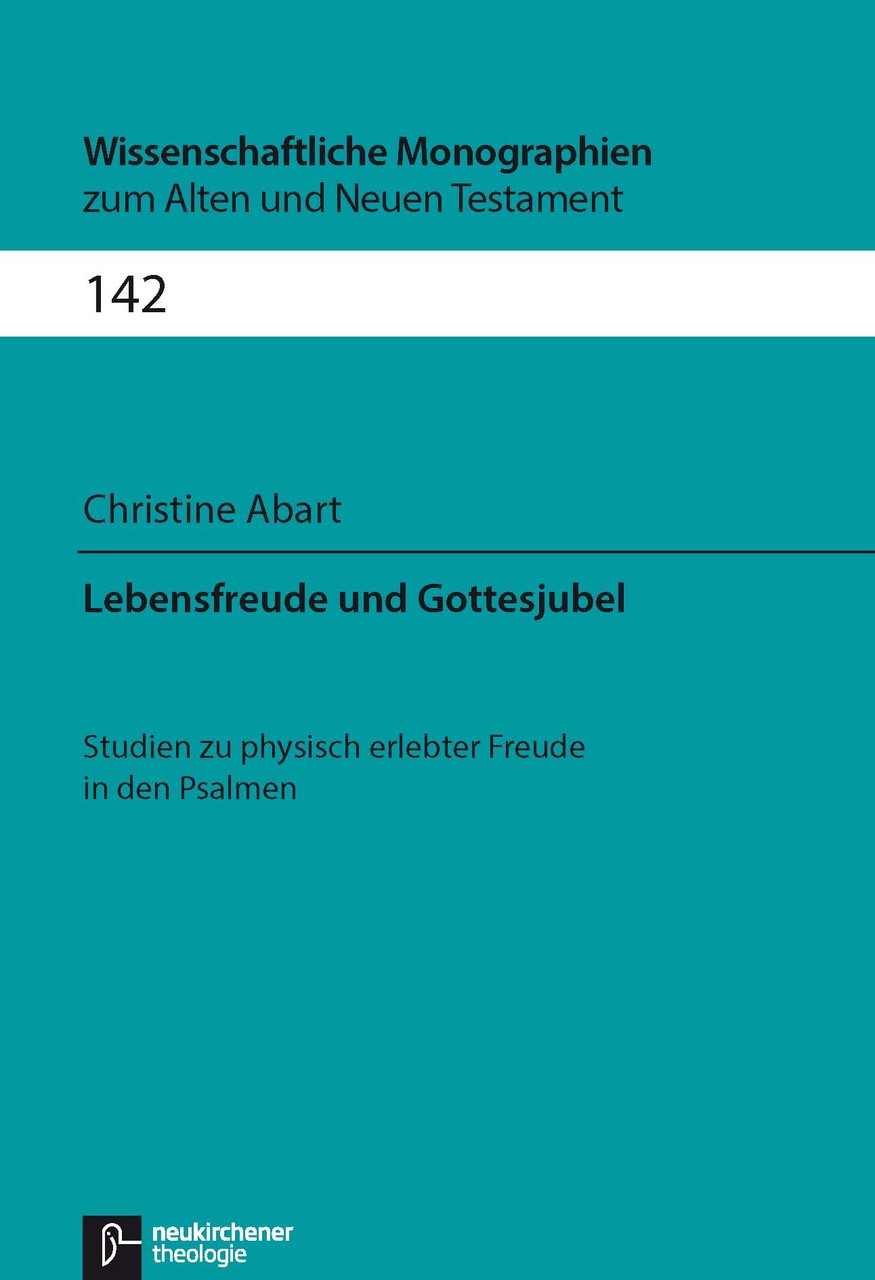 Lebensfreude und Gottesjubel   Abart, 2014   Buch (Cover)