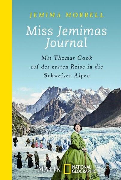 Miss Jemimas Journal | Morrell, 2015 | Buch (Cover)