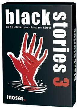 Abbildung von Bösch | Black Stories 3 | 2006 | Die 50 ultimativen schwarzen R...