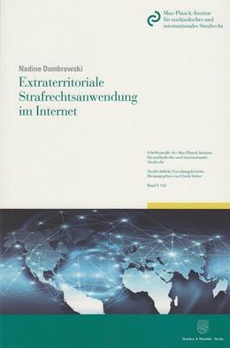 Abbildung von Dombrowski | Extraterritoriale Strafrechtsanwendung im Internet | 2014 | 142