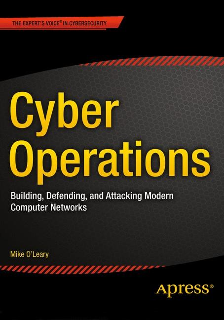 Cyber Operations | O'Leary | 1st ed., 2015 | Buch (Cover)